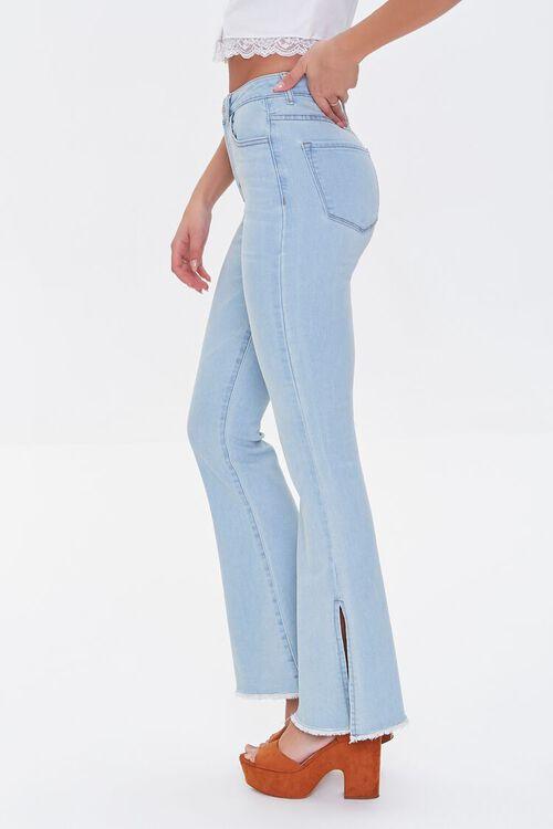 Premium Split-Leg Flare Jeans, image 3