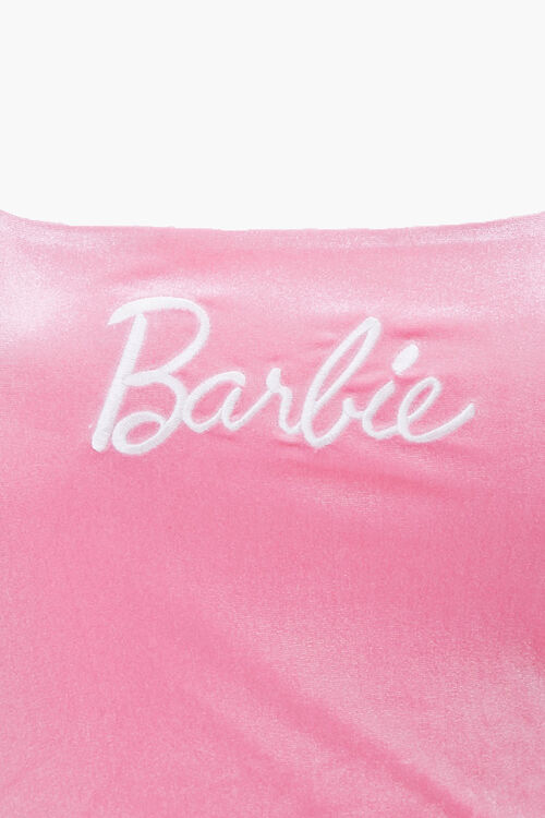 Plus Size Barbie™ Velvet Mini Dress, image 4