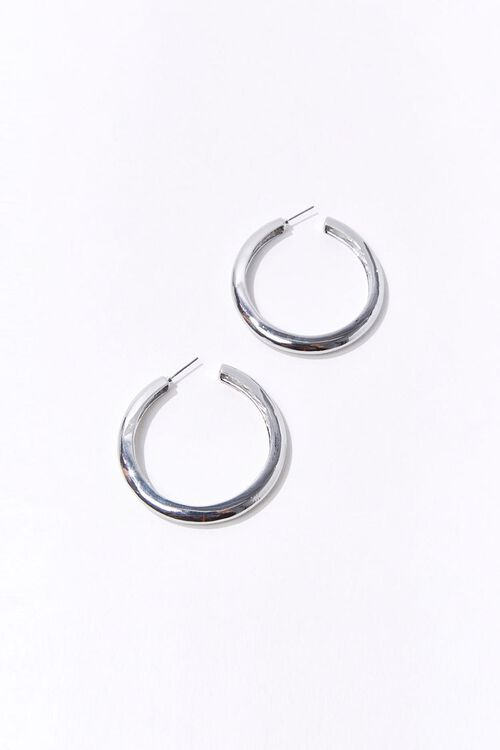 Upcycled Hoop Earrings, image 1
