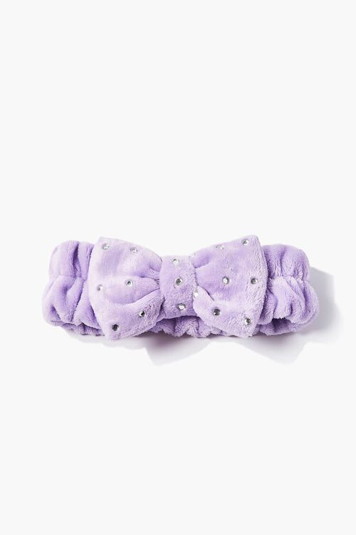 Studded Bow Headwrap, image 3