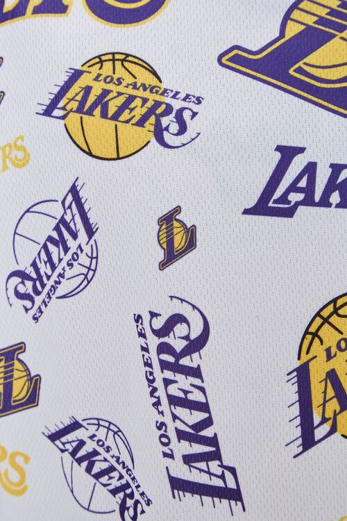 LA Lakers Print Tank Top, image 5