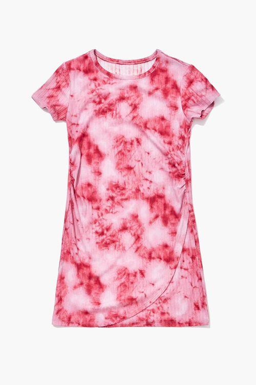 Girls Cloud Wash Dress (Kids), image 1