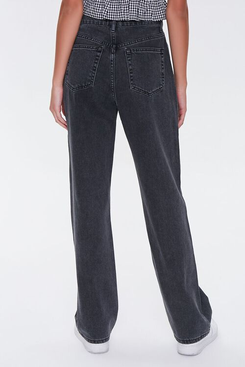 High-Rise Straight-Leg Jeans, image 4