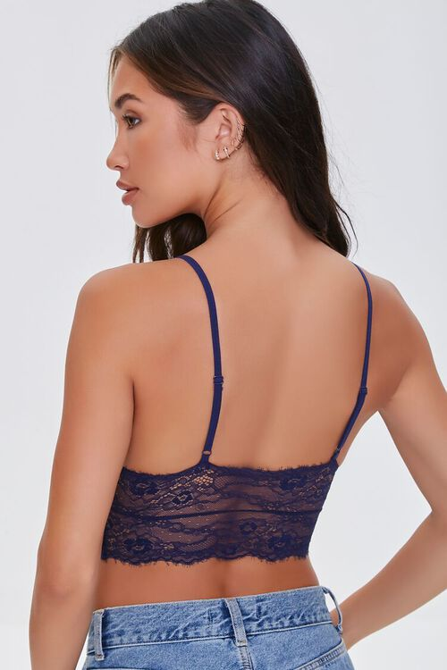 Seamless Lace Bralette, image 3
