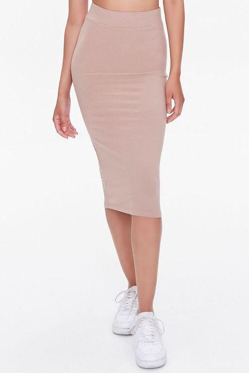 Cropped Cami & Pencil Skirt Set, image 6