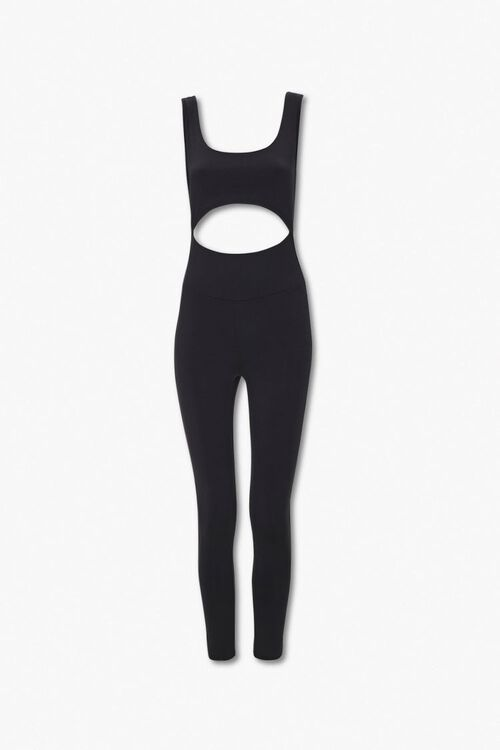 Active Cutout Jumpsuit, image 1