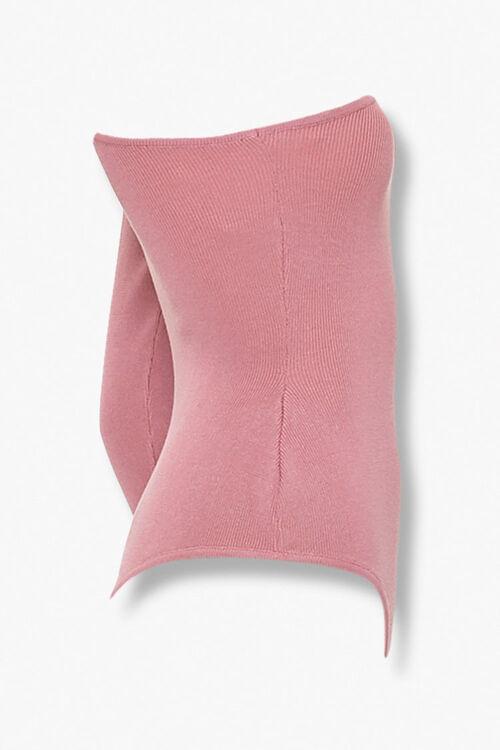 One-Shoulder Thong Bodysuit, image 2