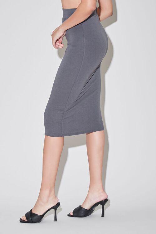 High-Rise Pencil Skirt, image 3