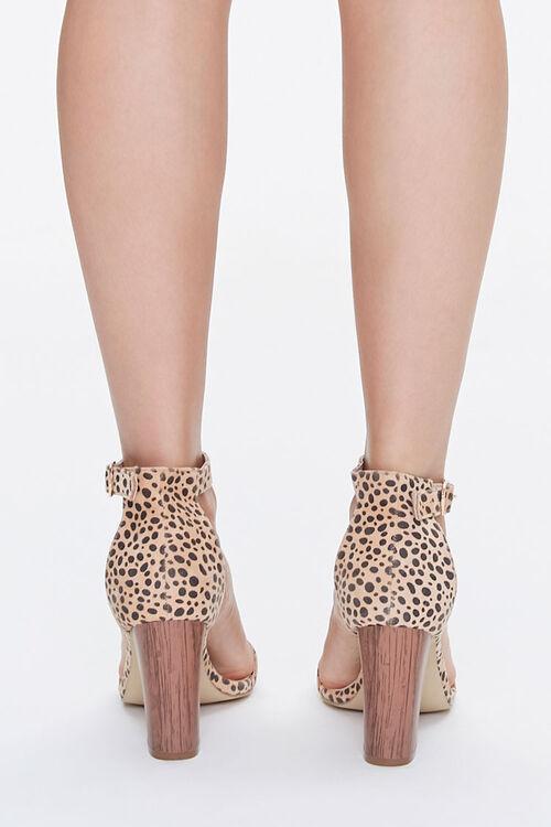 Cheetah Print Block Heels, image 3