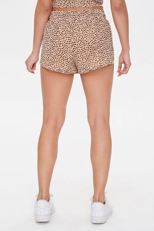 Active Cheetah Print Shorts, image 4