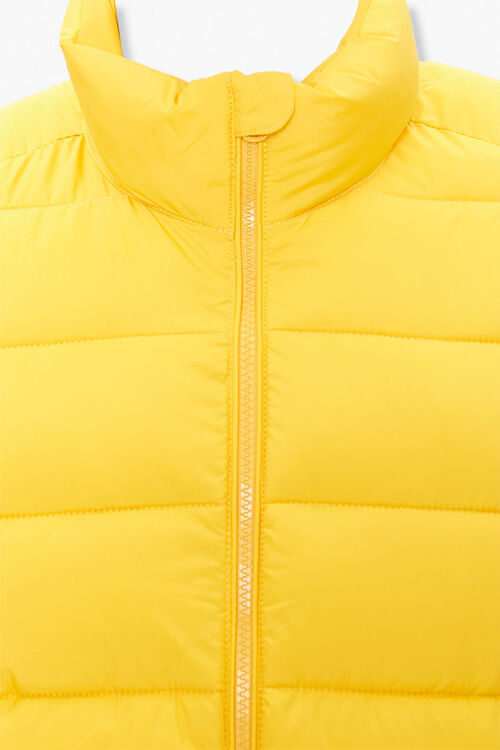 Funnel Neck Puffer Jacket, image 4