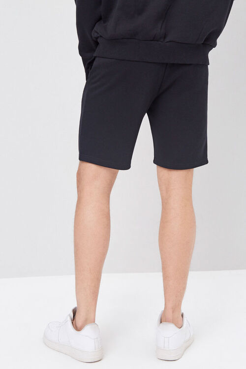 French Terry Drawstring Shorts, image 5