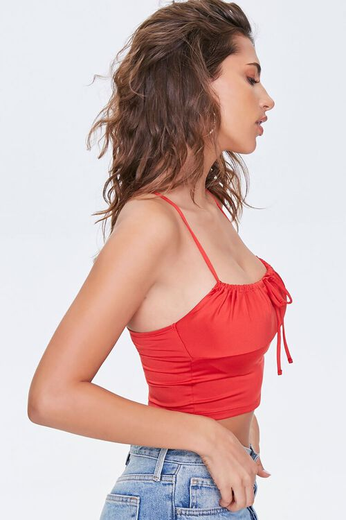 Crisscross Cropped Cami, image 2