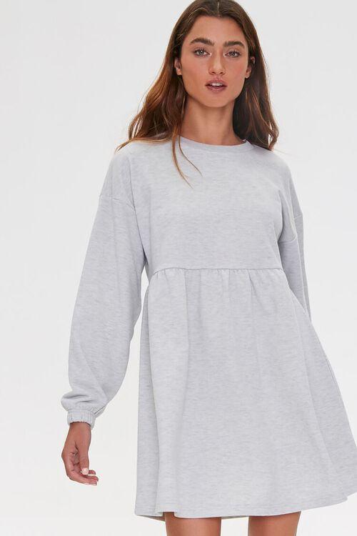 Fleece Mini Dress, image 2