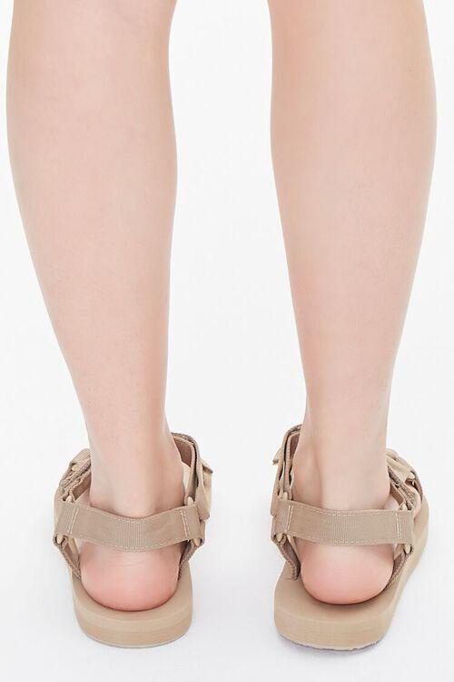 Adjustable Flatform Sandals, image 3