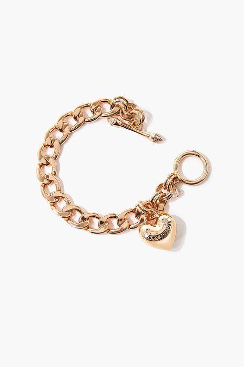 Juicy Couture Heart Bracelet, image 2