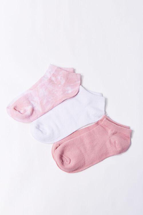 Tie-Dye Ankle Socks Set, image 2