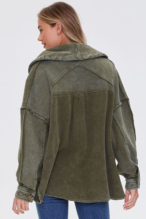 High-Low Patch-Pocket Jacket, image 3