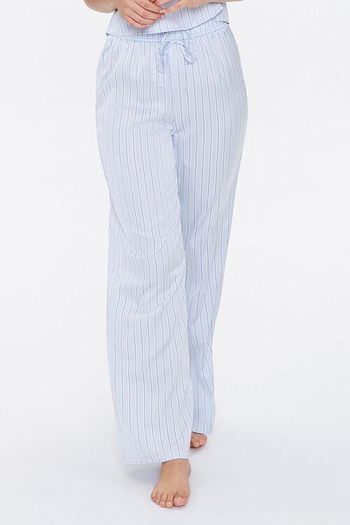 Striped Cami & Pants Sleep Set, image 5