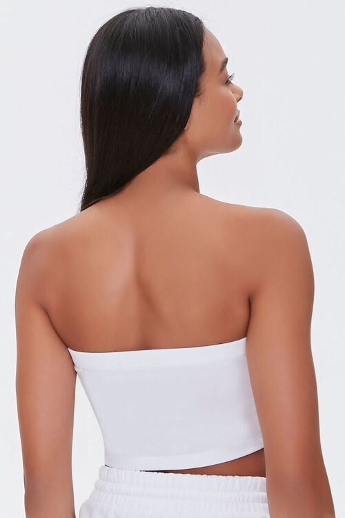 Whatever Graphic Tube Top, image 3