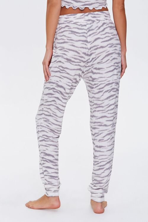 Tiger Print Lounge Pants, image 4