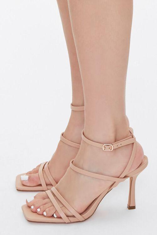 Strappy Stiletto Heels, image 2