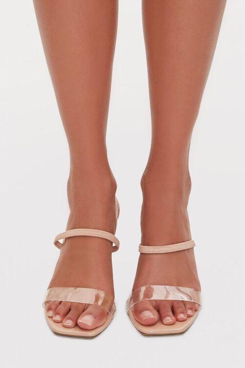 Square-Toe Strap Heels, image 4