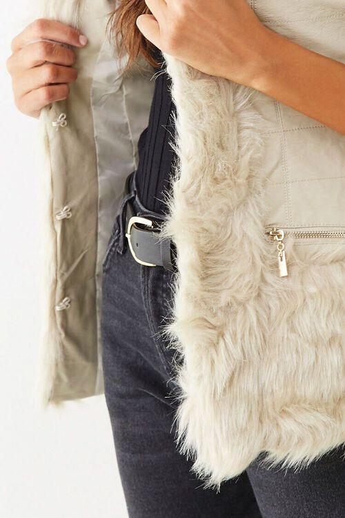 Faux Fur Vest, image 5