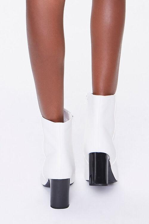 Square Block Heel Booties, image 3