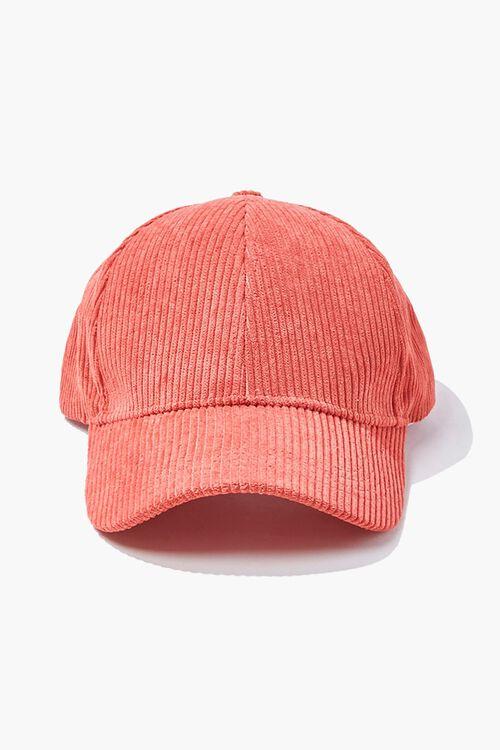 Ribbed Baseball Cap, image 1