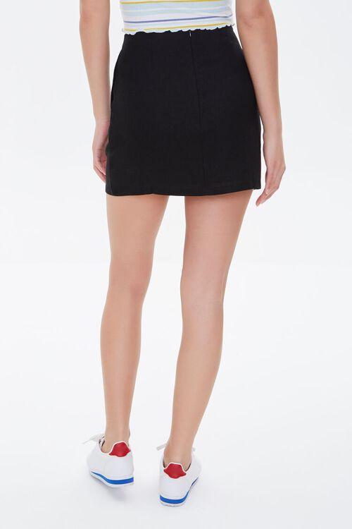 High-Rise Mini Skirt, image 4