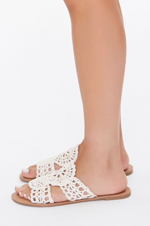Crochet Flat Sandals, image 3