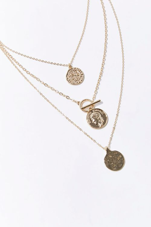 Upcycled Coin Necklace, image 1