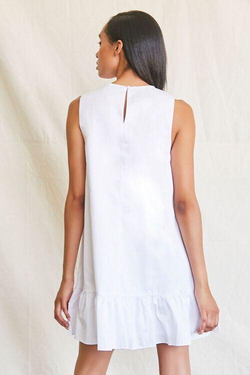 Flounce-Hem Swing Dress, image 3