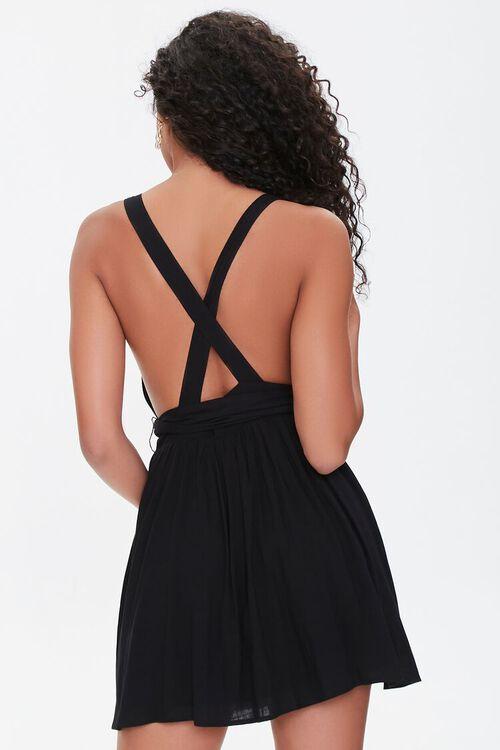 Surplice Mini Dress, image 3