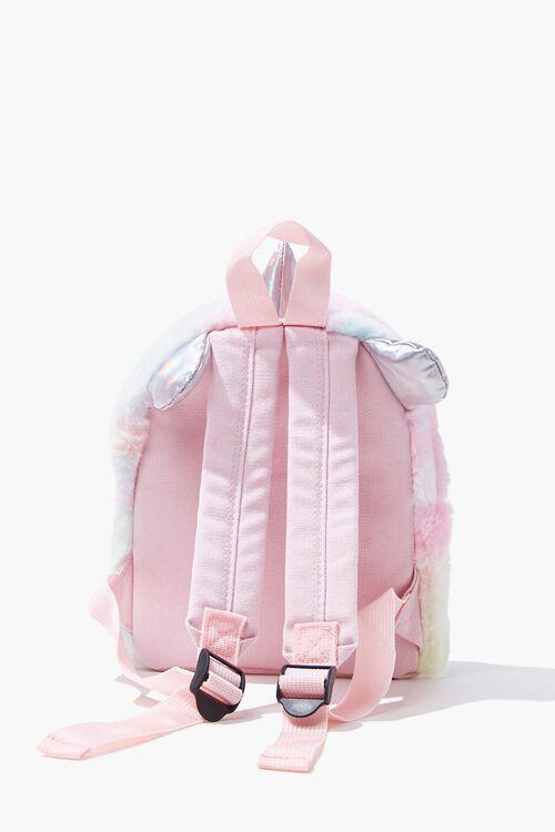 Girls Faux Fur Unicorn Backpack  (Kids), image 3