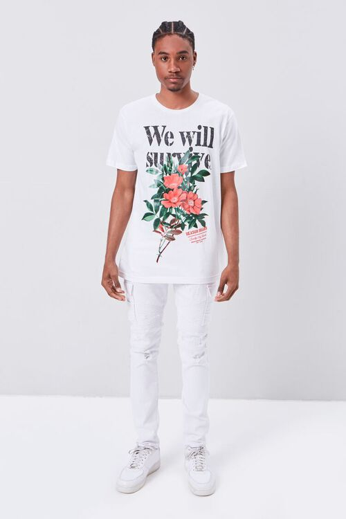Reason We Will Survive Graphic Tee, image 4