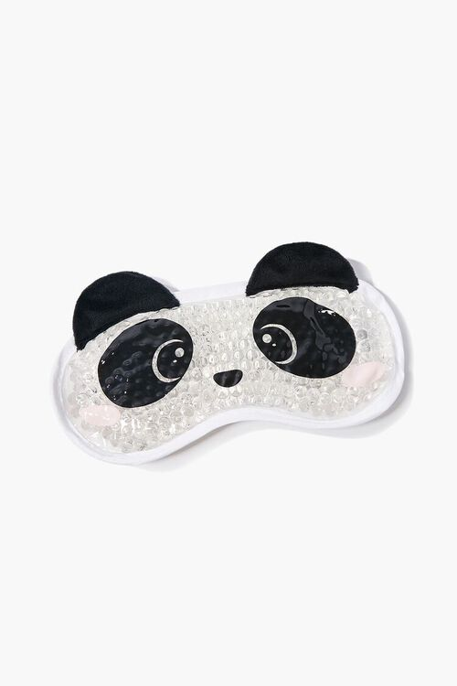 Panda Graphic Eye Mask, image 1