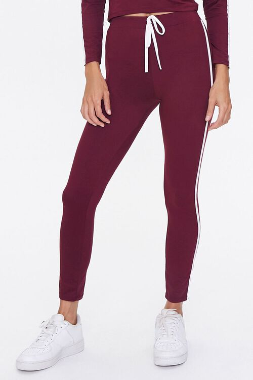 Side-Striped Top & Leggings Set, image 5