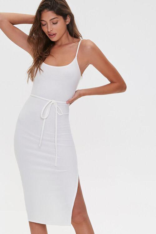 Calf-Length Cami Dress, image 2