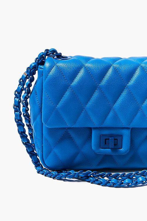 Quilted Square Crossbody Bag, image 4