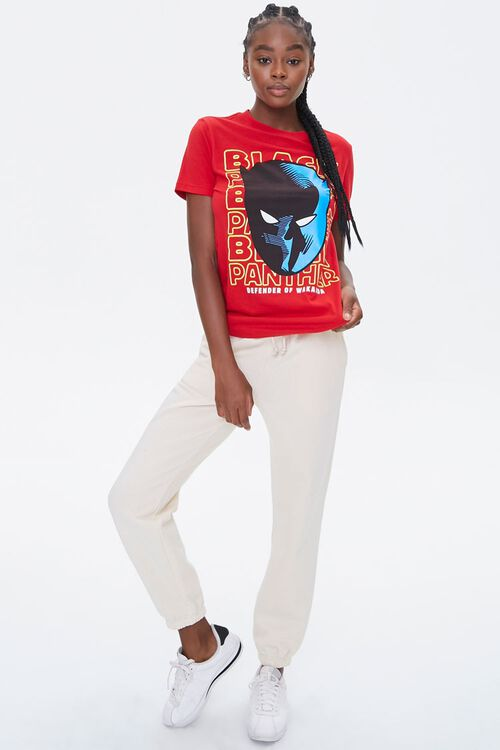 Black Panther Graphic Tee, image 4