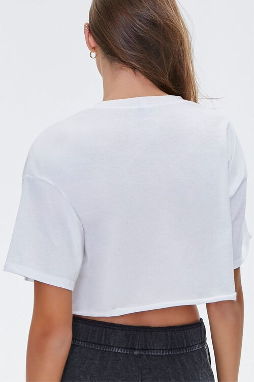 Keep Rollin Graphic Cropped Tee, image 3
