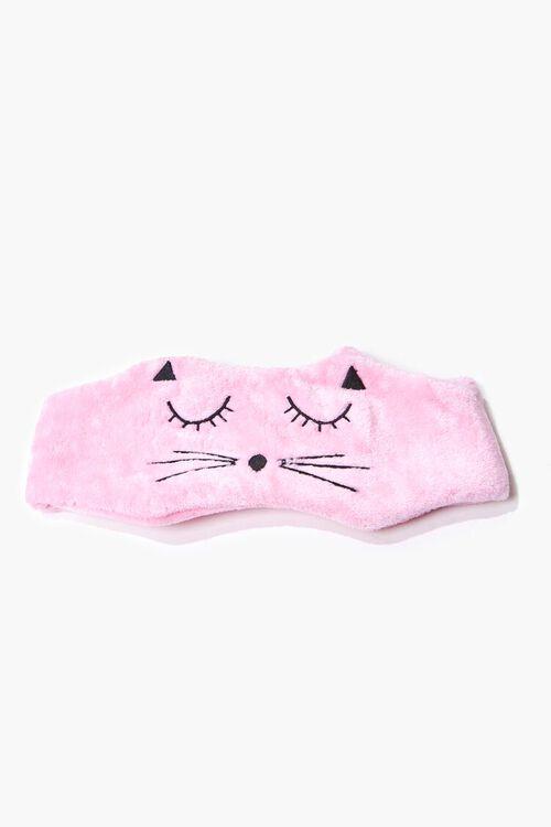 Plush Cat Graphic Headwrap, image 1