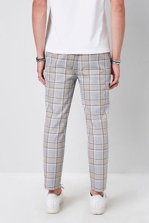 Plaid Print Pants, image 3