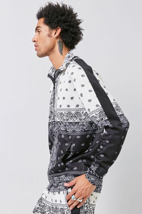 Rebel Minds Bandana Print Jacket, image 2