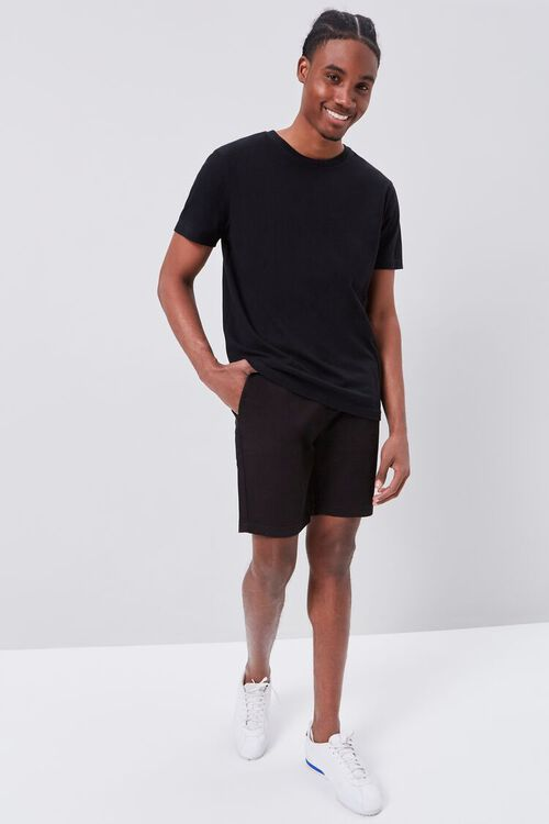 Relaxed Woven Shorts, image 5