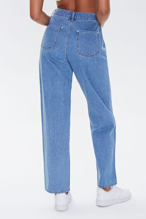High-Rise Straight-Leg Jeans, image 4