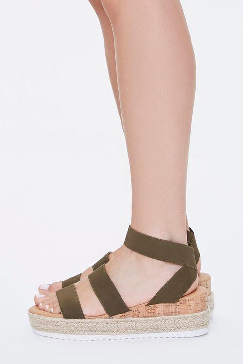 Espadrille Cork Sandals, image 2