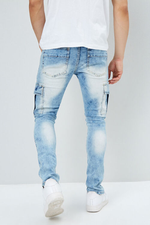 Paint Splatter Skinny Jeans, image 4